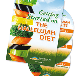 Hallelujah Diet Getting Started DVD