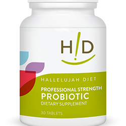 Professional Strength Probiotics