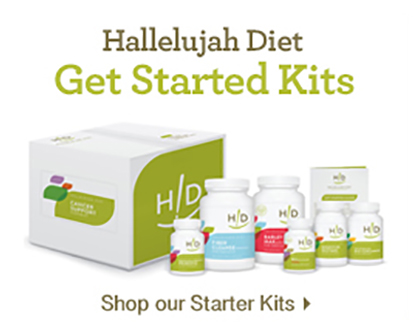 Hallelujah Diet Get Started Kits